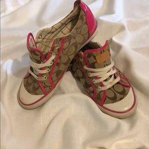 9.5 coach shoes